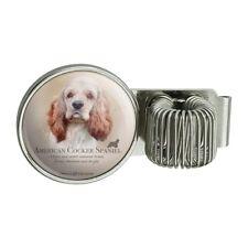 American Cocker Spaniel Dog Breed Pen Holder Clip fo 00004000 r Planner Journal Book