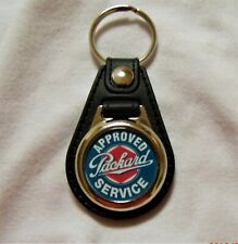 VINTAGE STYLE PACKARD SERVICE KEY CHAIN