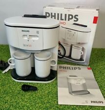 Philips Tea for Two Teamaker Teasmade HD7105 - VGC - Box & Instructions