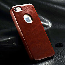Apple IPHONE 4S/4 Case Cover Leather Real Coverage Protection