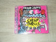 Cheap Thrills - Frank Zappa CD Album 13 Titel