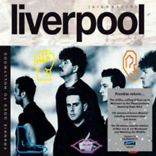 Frankie Goes to Hollywood : Liverpool CD Deluxe  Album 2 discs (2011) ***NEW***