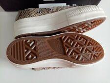 CONVERSE ALL STAR 35 NUEVOS Mujer Plataforma Zapatillas Deportivas Zapatillas