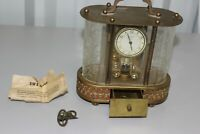 Schmid 8 Days Mechanical Clock - West Germany - For Parts