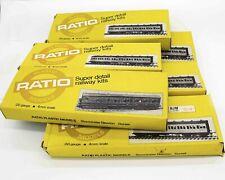 Seven Ratio Midland Suburban Coach Kits