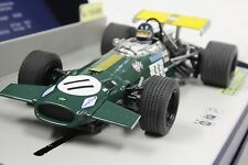 SCALEXTRIC C3588A BRABHAM BT-26/3 JACKY ICKX SERIAL NUMBER LIMITED 1/32 SLOT CAR