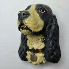 Bossons vintage original extremely Rare, Cocker Spaniel Hand painted with teeth