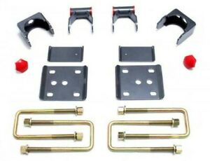 "5"" Drop Rear Flip Kit Fits 2004-2014 Ford F150 2wd & 4wd Truck Maxtrac 303150"