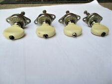GIBSON GROVER PAT. PRE WAR BANJO TUNERS, CLEAN