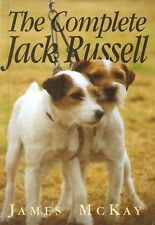 McKAY JAMES WORKING TERRIERS BOOK THE COMPLETE JACK RUSSELL paperback NEW
