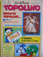 Topolino n°1634 [G.273] - BUONO –