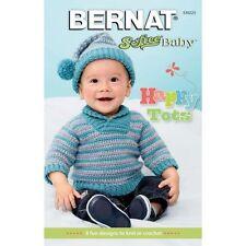 a8d6d3657 Bernat Knitting Contemporary Crochet   Knitting Patterns for sale
