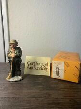 """Wishful Thinking"" Emmett Kelly Jr. Miniature Collection by Flambro"
