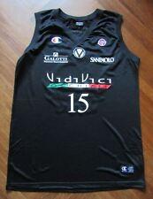 GLYNIADAKIS VIRTUS BOLOGNA Canotta Maglia camiseta basket jersey NBA FIBA GREECE
