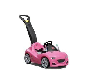 Step2 Whisper Ride Cruiser Pink Brand New In Box