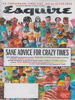 Esquire Magazine October 2018 - Sane Advice for Crazy Times