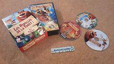 LES REBELLES DE LA FORET LA TRILOGIE / COFFRET 3 DVD /  DVD VIDÉO  FILM PAL