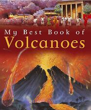 My Best Book of Volcanoes By Simon Adams. paperback NEW