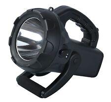 LAMPE DE CHANTIER A LED 10W  - PORTEE 800M -TORCHE -  PRO -