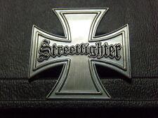 Pin Streetfighter Eisernes Kreuz Biker - 3,5 x 3,5 cm