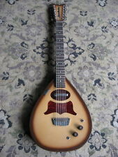 1967 Danelectro Bellzouki 12 string electric guitar vintage Dano Vincent Bell