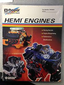 Mopar HEMI Engines Manual  P4876824