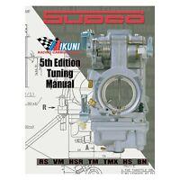 Mikuni Tm40 Tuning Manual