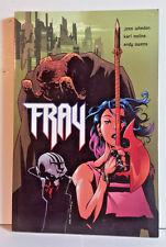 FRAY Graphic Novel-  Dark Horse Comic Book- Joss Whedon/Karl Moline (M5882)