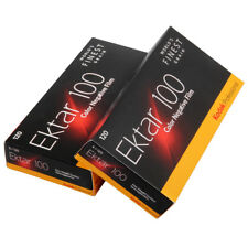 10 Rolls Kodak Ektar 100 ISO 120 Pro Colour NegativeFilm Medium Format  04-2020