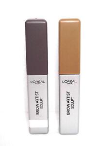 L'OREAL BROW ARTIST SCULPT brow mascara choose a shade