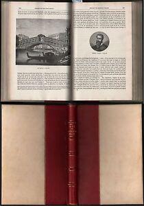 BENVENUTO CELLINI-LA VIE DE BENVENUTO CELLINI-1880 c.a.-p.343-LEGATURA DI PREGIO