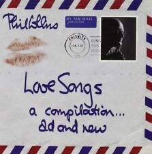 Phil Collins Love Songs A Compilation...Old And New 2 Disc CD FREE SHIPPING