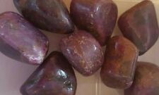RUBY HEALING CRYSTAL TUMBLED STONE (ONE ONLY CRYSTAL)
