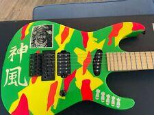New listing ESP Kamikaze Custom Shop Guitar S/N31168