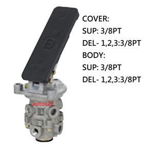 Brake Valve Assy for Nissan UD ck520 ck45 Truck Foot Brake Valve Pedal 241-02904