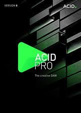 Magix ACID Pro 8 - 🔑 PC Genuine Lifetime CD-KEY 🔑