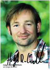 Holger Matthias Wilhelm - DAHOAM IS DAHOAM - - original signierte Autogrammkarte