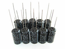 470uF 35V Radial Lead Electrolytic Capacitors: 10/Pack: Great Price