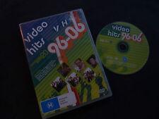 VIDEO HITS 96-06 ULTRA RARE AUSTRALIAN DVD! 50 CENT PRODIGY RHIANNA BLINK 182