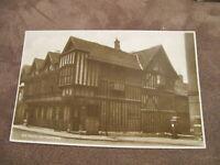 Milton Hampshire postcard - Old house Southampton