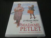 Dvd LE FABULEUX DESTIN DE MADAME PETLET Maite Michele LAROQUE Gerard HERNANDEZ