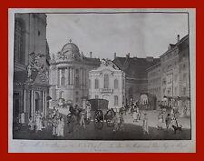 Originaldrucke (bis 1800) aus Österreich mit Landschafts-Motiv