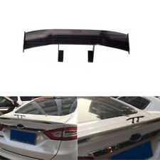 Universal Auto Mini Carbon Fiber Pattern Spoiler Rear Tail Wing Car Decoration