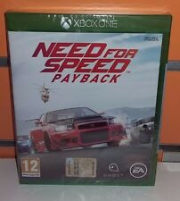 Need for Speed Payback XBOXONE NUOVO SIGILLATO ITA + DLC OMAGGIO