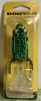 """Booyah Toadrunner Leopard Frog Topwater Fishing Lure 7/8 oz 4.5"""" NEW - FREE SHIP"""
