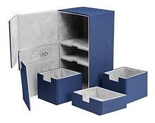 Deck-Boxen Trading Card Game in Blau