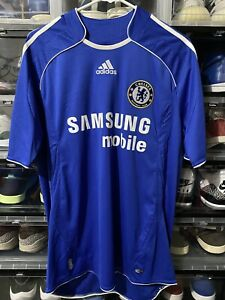 Adidas Chelsea Lampard Home Jersey / Shirt Size M