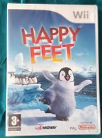 HAPPY FEET NINTENDO Wii CHILDRENS GAME brand new & sealed UK ORIGINAL