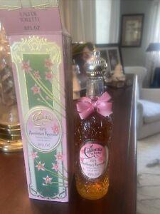 Vintage Avon California Perfume 1979 Anniversary Keepsake 8 oz. Trailing Arbutus
