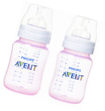Wide Neck Anti Colic AVENT Baby Bottles